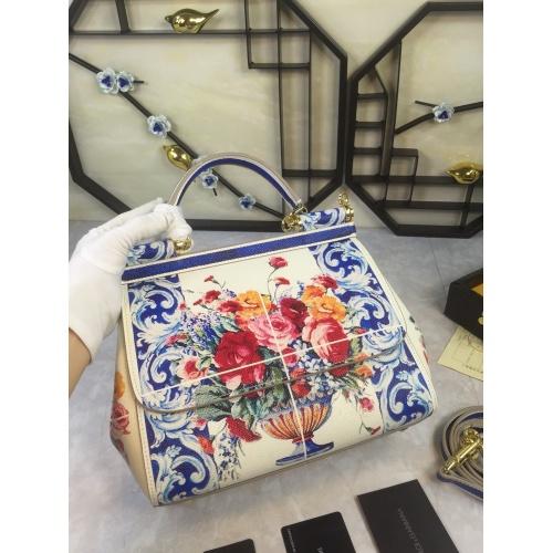 Dolce & Gabbana D&G AAA Quality Messenger Bags For Women #813848