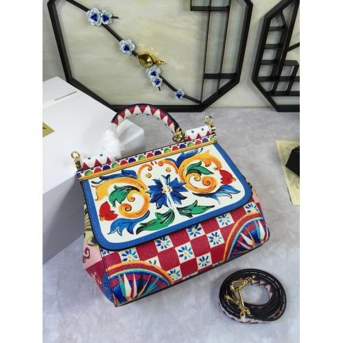 Dolce & Gabbana D&G AAA Quality Messenger Bags For Women #813851