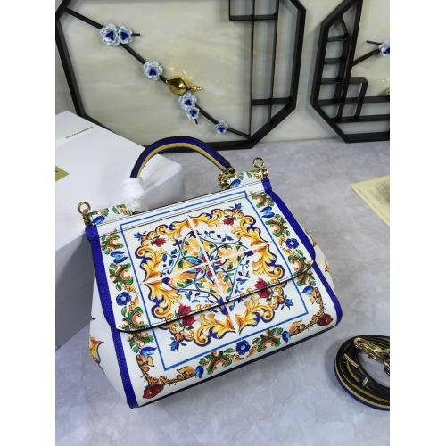 Dolce & Gabbana D&G AAA Quality Messenger Bags For Women #813854