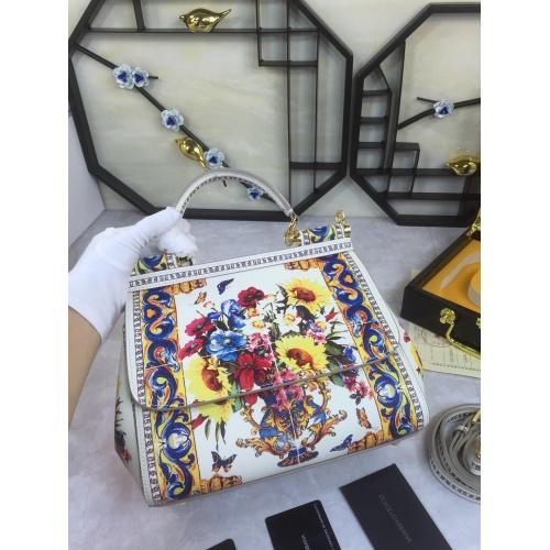 Dolce & Gabbana D&G AAA Quality Messenger Bags For Women #813860