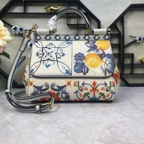 Dolce & Gabbana D&G AAA Quality Messenger Bags For Women #813862 $150.00 USD, Wholesale Replica Dolce & Gabbana D&G AAA Quality Messenger Bags