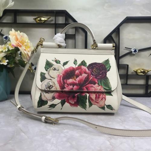 Dolce & Gabbana D&G AAA Quality Messenger Bags For Women #813868