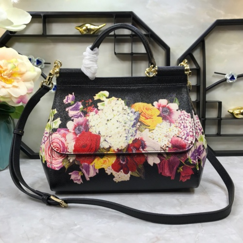 Dolce & Gabbana D&G AAA Quality Messenger Bags For Women #813874