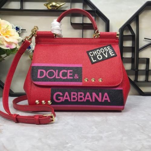 Dolce & Gabbana D&G AAA Quality Messenger Bags For Women #813878