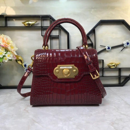 Dolce & Gabbana D&G AAA Quality Messenger Bags For Women #813885