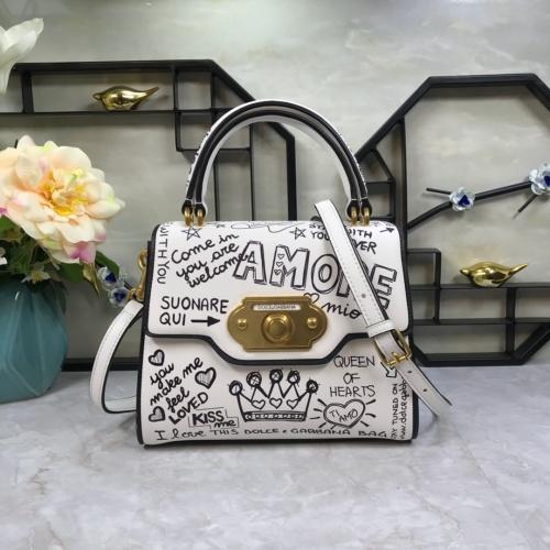 Dolce & Gabbana D&G AAA Quality Messenger Bags For Women #813893