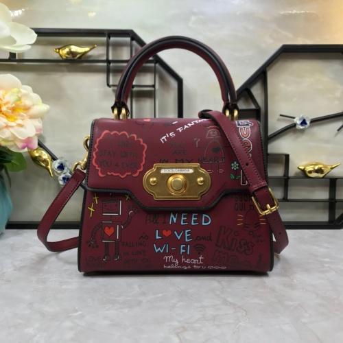 Dolce & Gabbana D&G AAA Quality Messenger Bags For Women #813894