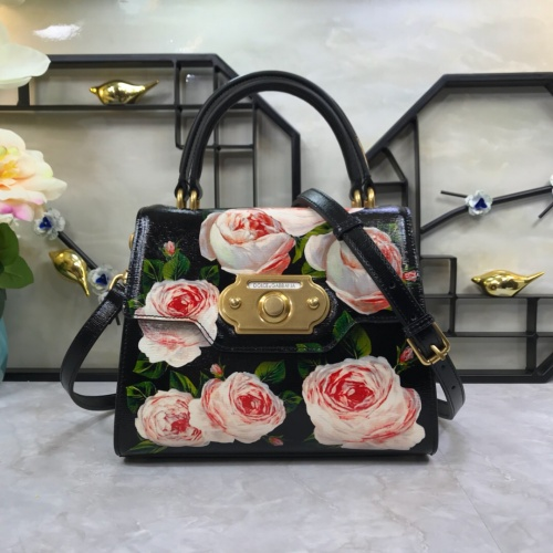 Dolce & Gabbana D&G AAA Quality Messenger Bags For Women #813895