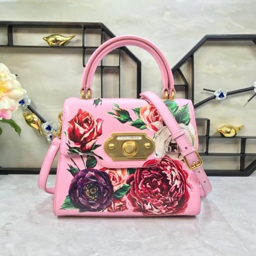 Dolce & Gabbana D&G AAA Quality Messenger Bags For Women #813896