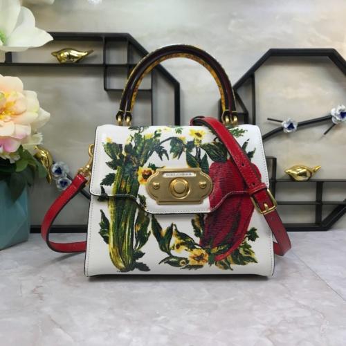 Dolce & Gabbana D&G AAA Quality Messenger Bags For Women #813901