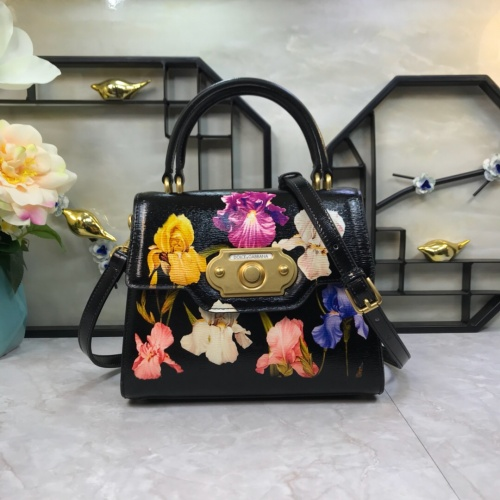 Dolce & Gabbana D&G AAA Quality Messenger Bags For Women #813902
