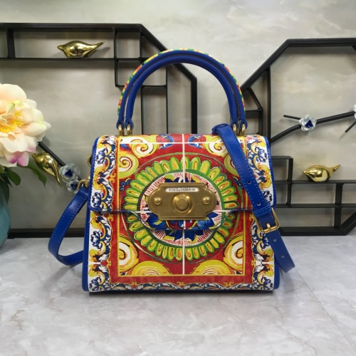Dolce & Gabbana D&G AAA Quality Messenger Bags For Women #813905