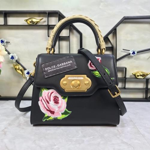 Dolce & Gabbana D&G AAA Quality Messenger Bags For Women #813907
