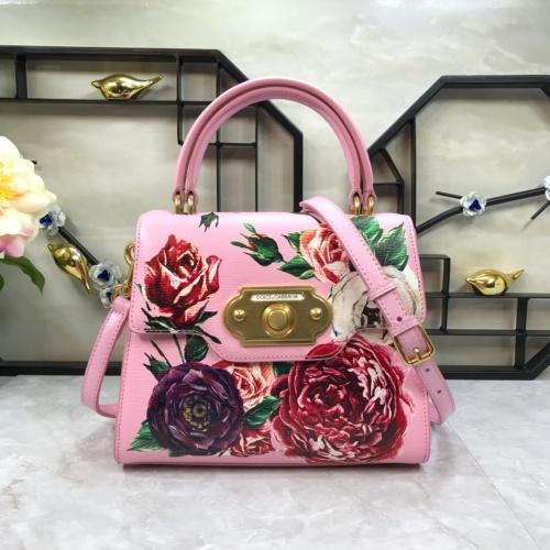 Dolce & Gabbana D&G AAA Quality Messenger Bags For Women #813911