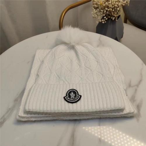 Moncler Scarf & Hat Set #813984
