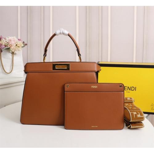 Fendi AAA Quality Handbags For Women #813997