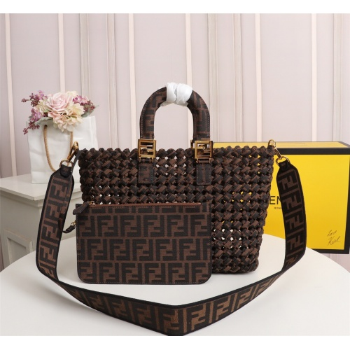 Fendi AAA Quality Handbags For Women #814003 $140.00 USD, Wholesale Replica Fendi AAA Quality Handbags