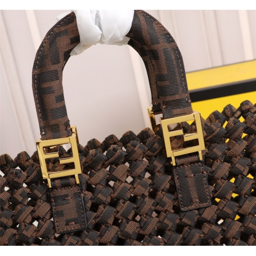 Replica Fendi AAA Quality Handbags For Women #814003 $140.00 USD for Wholesale