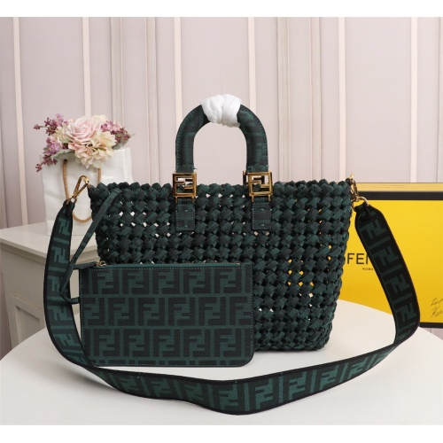 Fendi AAA Quality Handbags For Women #814004