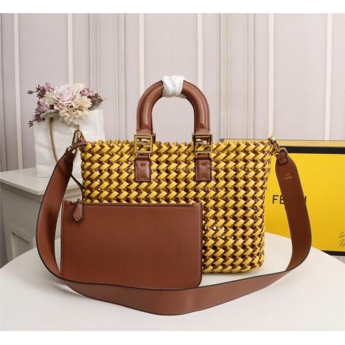 Fendi AAA Quality Handbags For Women #814006