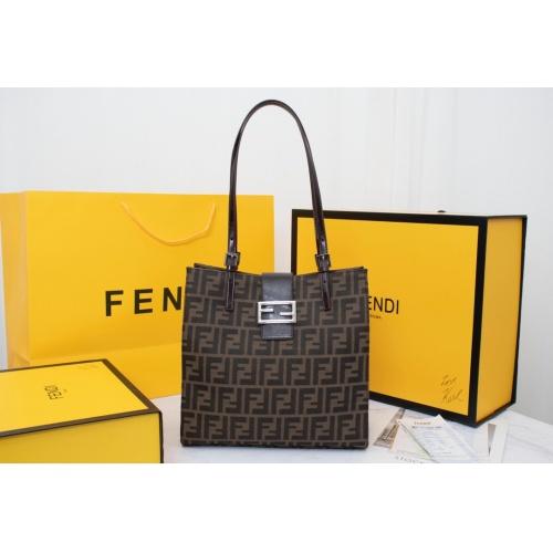 Fendi AAA Quality Handbags For Women #814012