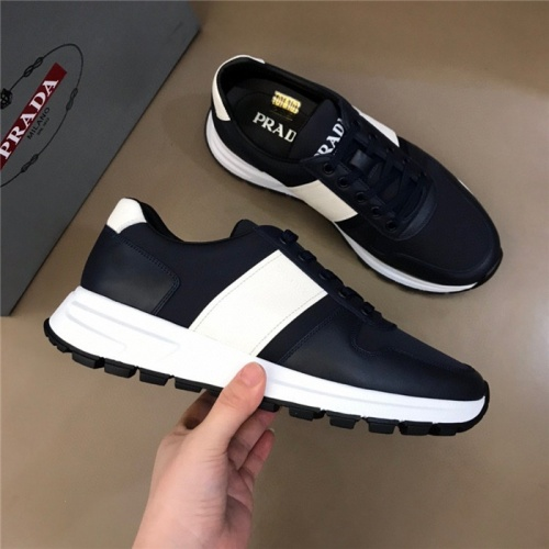 Prada Casual Shoes For Men #814049
