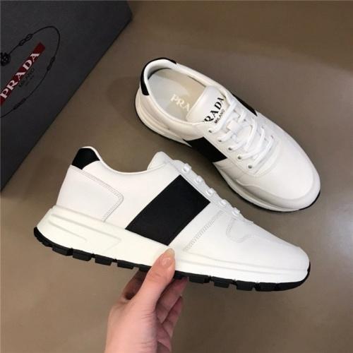 Prada Casual Shoes For Men #814050