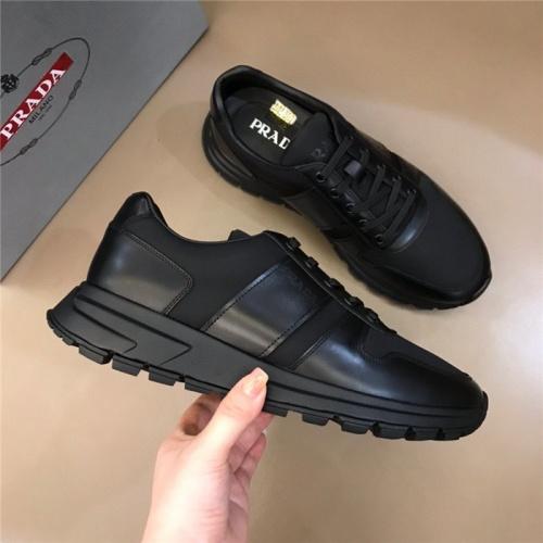 Prada Casual Shoes For Men #814051