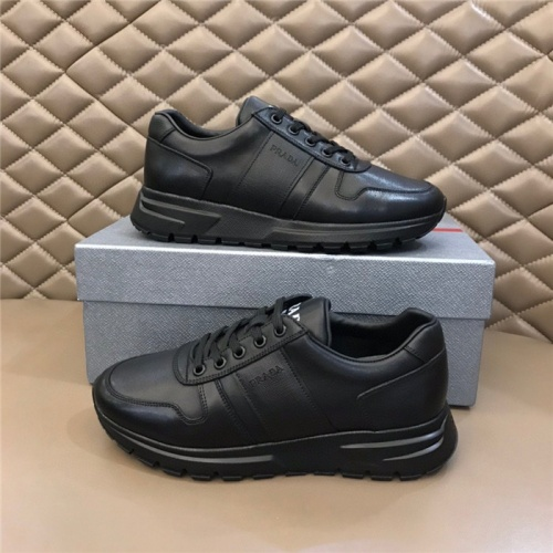 Prada Casual Shoes For Men #814053