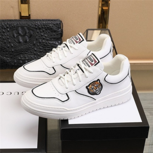 Replica Versace Casual Shoes For Men #814078 $82.00 USD for Wholesale