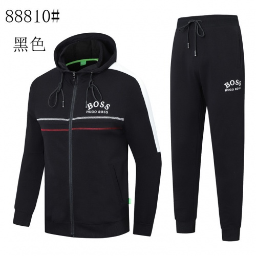 Boss Tracksuits Long Sleeved Hat For Men #814128 $68.00, Wholesale Replica Boss Tracksuits