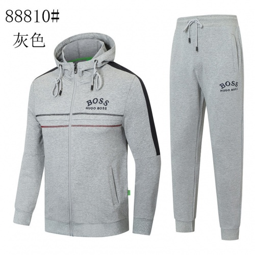 Boss Tracksuits Long Sleeved Hat For Men #814129 $68.00 USD, Wholesale Replica Boss Tracksuits