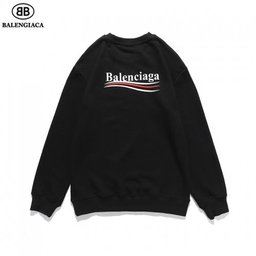 Balenciaga Hoodies Long Sleeved O-Neck For Men #814175