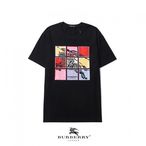 Burberry T-Shirts Short Sleeved O-Neck For Men #814183