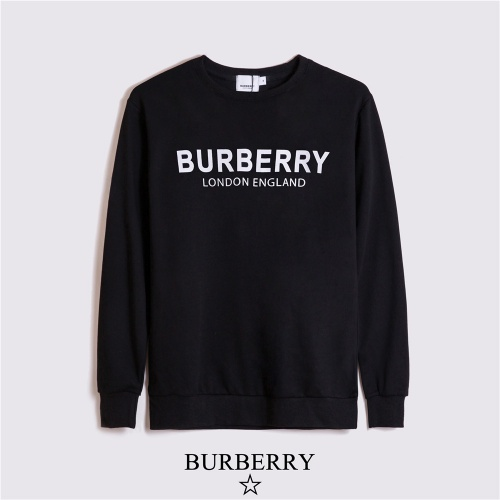 Burberry Hoodies Long Sleeved O-Neck For Men #814187