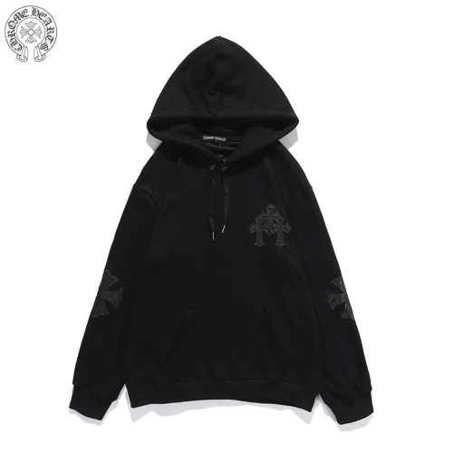 Chrome Hearts Hoodies Long Sleeved Hat For Men #814196 $41.00 USD, Wholesale Replica Chrome Hearts Hoodies