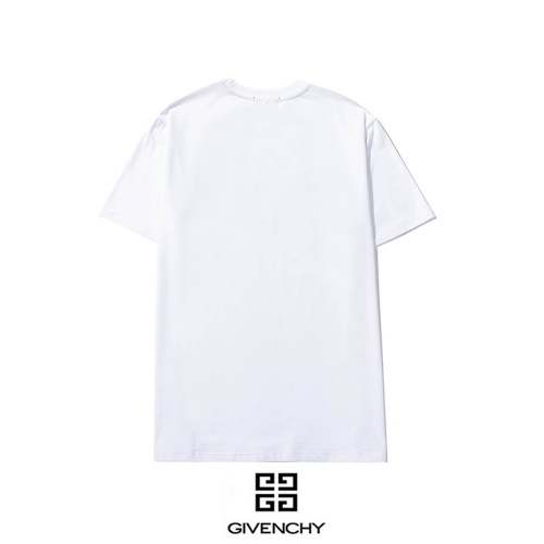 Replica Givenchy T-Shirts Short Sleeved O-Neck For Men #814227 $27.00 USD for Wholesale