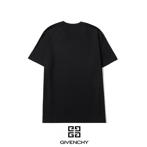 Replica Givenchy T-Shirts Short Sleeved O-Neck For Men #814228 $27.00 USD for Wholesale