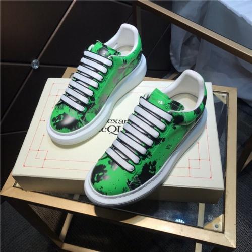 Alexander McQueen Casual Shoes For Men #814231