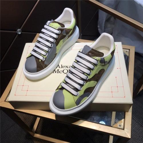 Alexander McQueen Casual Shoes For Women #814234