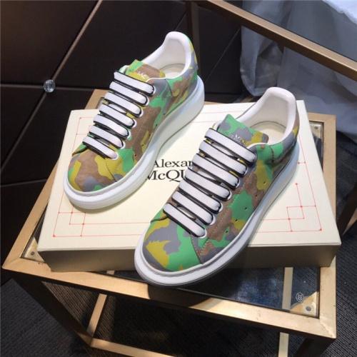 Alexander McQueen Casual Shoes For Women #814235