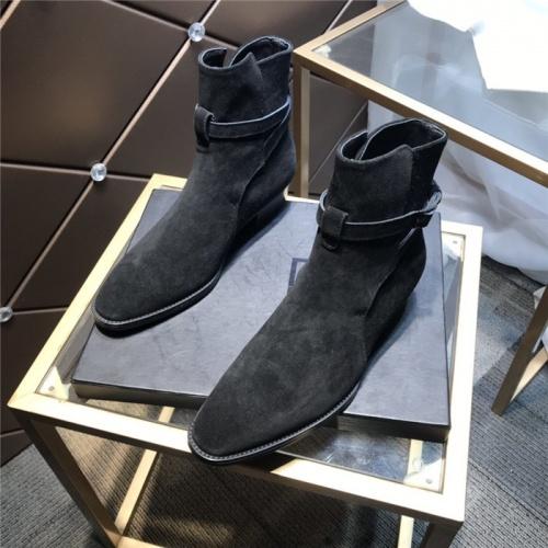 Yves Saint Laurent Boots For Men #814240 $105.00 USD, Wholesale Replica Yves Saint Laurent Boots