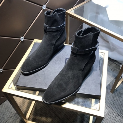 Yves Saint Laurent Boots For Men #814240