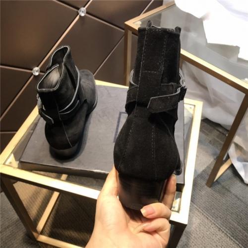 Replica Yves Saint Laurent Boots For Men #814240 $105.00 USD for Wholesale