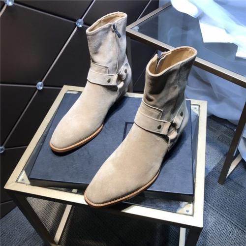 Yves Saint Laurent Boots For Men #814243