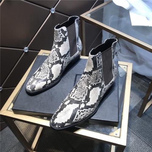 Yves Saint Laurent Boots For Men #814247