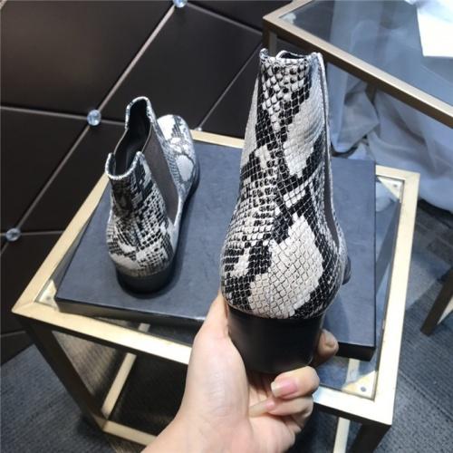 Replica Yves Saint Laurent Boots For Men #814247 $115.00 USD for Wholesale