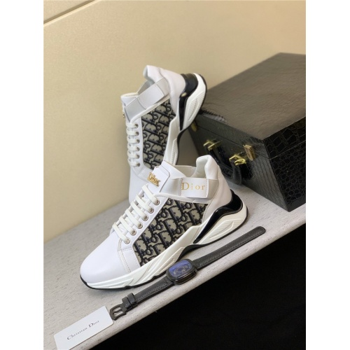 Christian Dior Casual Shoes For Men #814278