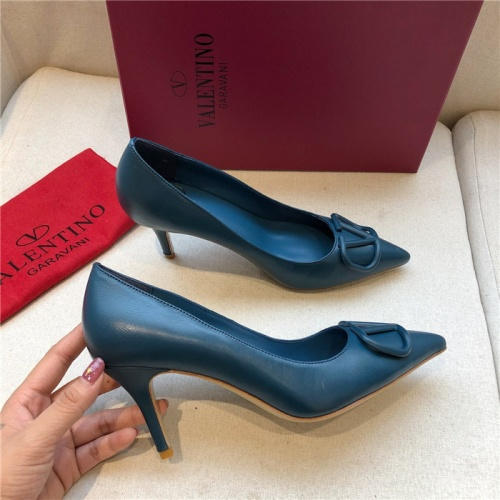 Valentino High-Heeled Shoes For Women #814340