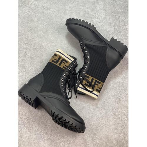Fendi Boots For Women #814341